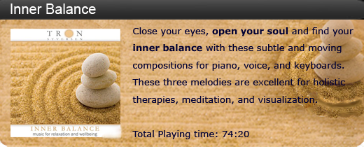 Inner Balance Album Description