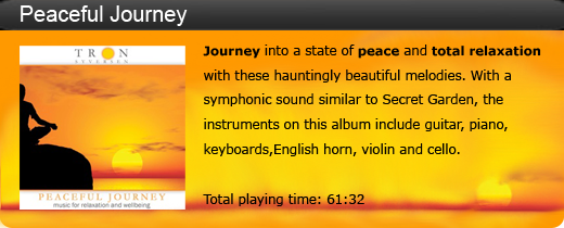 Peaceful Journey Album Description