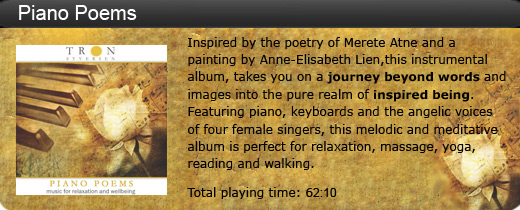 Piano Poems Album Description