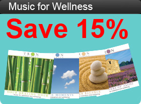 Music for Wellness Collection (CD's)