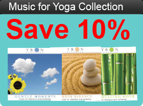 Music for Yoga Collection (download) 3 CD's