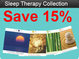 Sleep Therapy Collection (4 CD's)