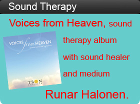 Sound Healing (2 CDs) Voices from Heaven vol 1 and 2