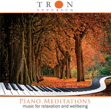Piano Meditation CD Cover